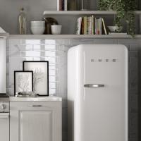Pārskats par SMEG ledusskapja modeļiem: sortimenta analīze, pārskati + labāko tirgus TOP-5
