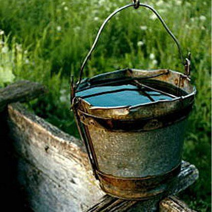 Signs of deterioration in water quality