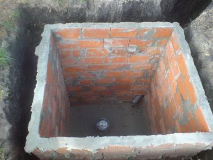 Caisson for a well