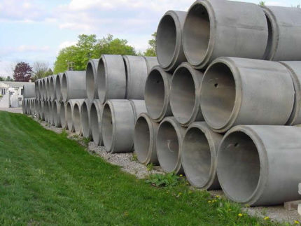 Concrete Well Rings