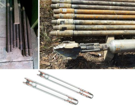 DIY tools for shallow wells