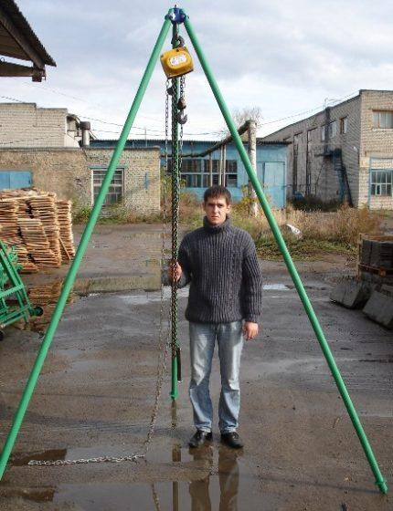 Shock Rope Method