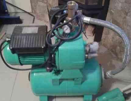 Pumping station Marina