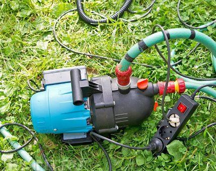 Surface pump