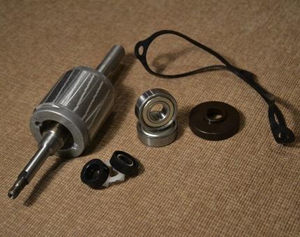 Repair kit for vibration pump