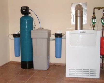 Cottage water treatment system