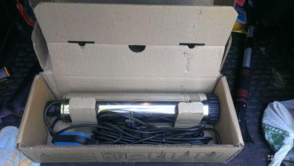 Water Jet Pump A
