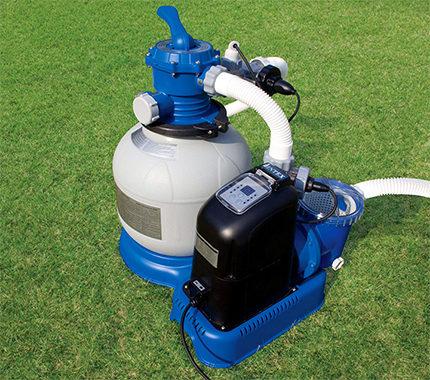 Chlorinator Pump