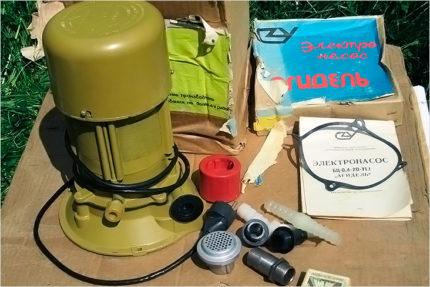 Agidel pump kit