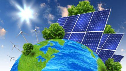 Types of alternative energy sources