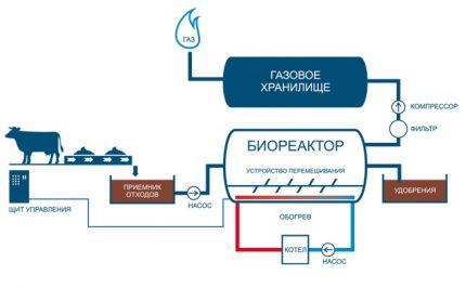 Biogas Production Scheme