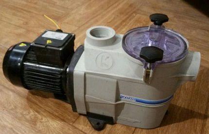 Kripsol circulation pump
