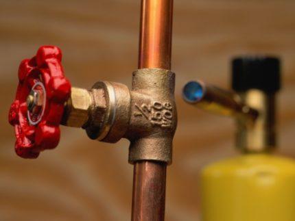 Détecteur de fuite de gaz