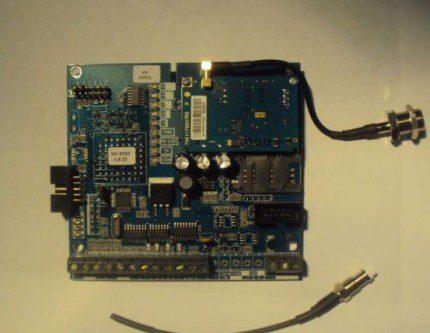 Émetteur GSM