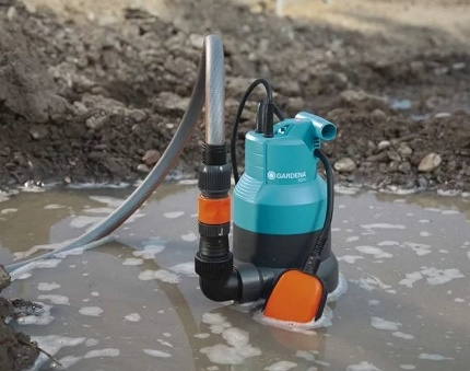 Gardena classic pump