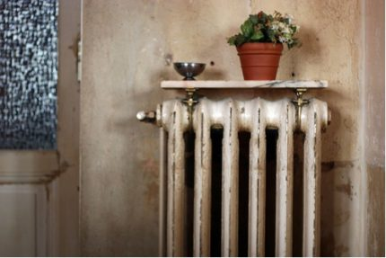 How best to paint an old radiator