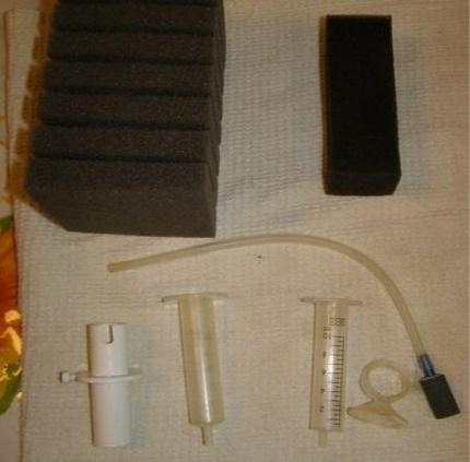 Comment fabriquer un filtre à eau portable à faire soi-même