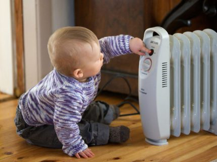 How to choose a household heater