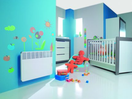 Which heater is better to choose for a children's room
