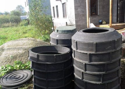 Advantages of Polymer-Sand Rings