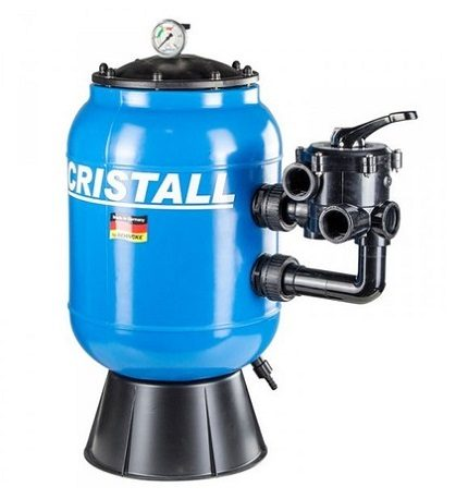 Behncke Cristall Sand Pump