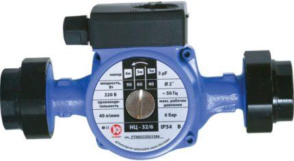 Circulation pump Caliber
