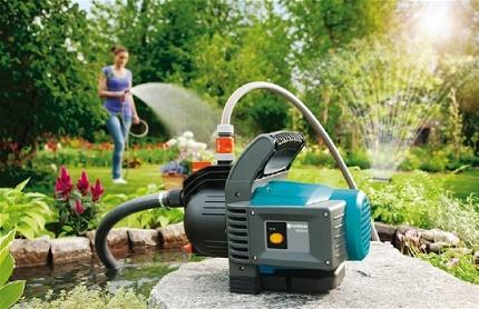 Surface pumps for cottages