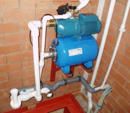 Surface pump base