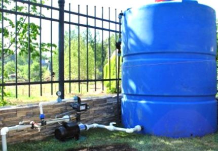 Surface pump for summer cottage
