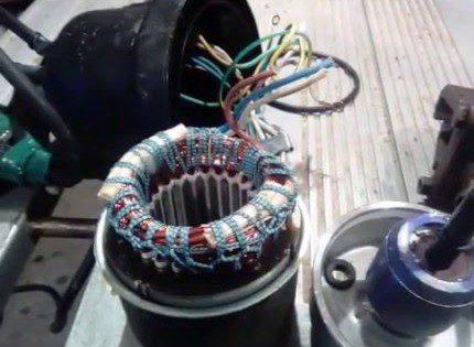 Pump cable repair