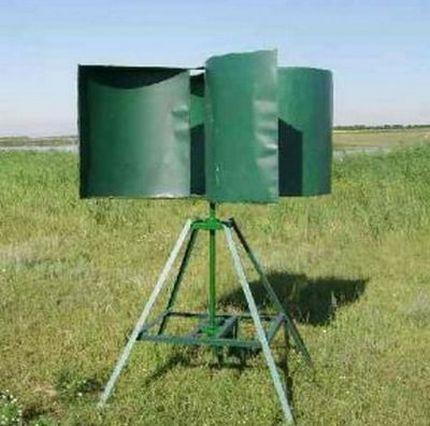 Rotacinis vėjo generatorius
