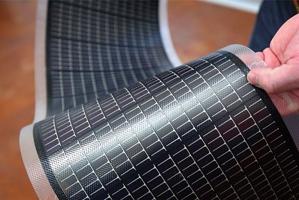 Amorphous Silicon Solar Panels
