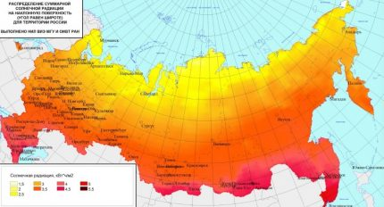 Where it is better to use solar panels in the heating system