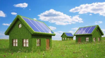 Environmental aspects of the use of solar panels