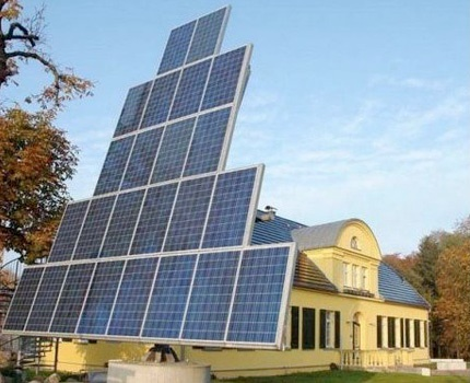 Rational installation of solar heating systems