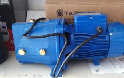 Surface water pump typhoon