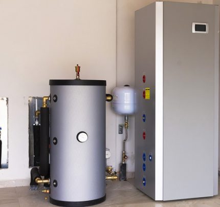 How to install a heat pump heat pump water to water