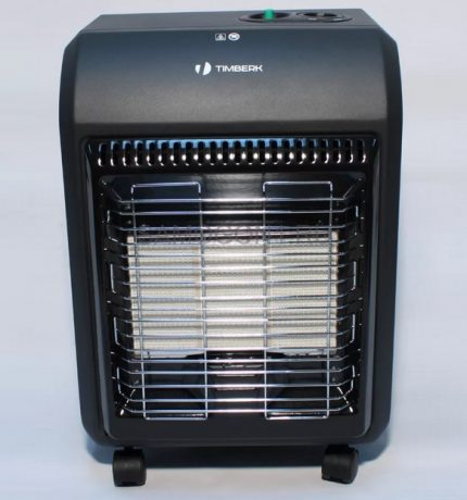 Catalytic heater for a summer residence