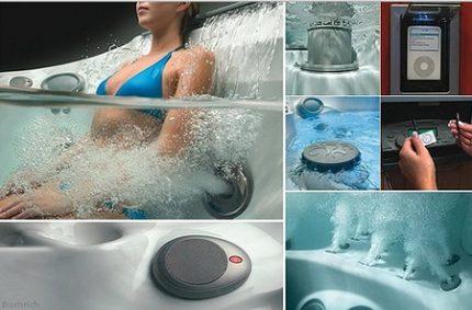 Soin et entretien du spa