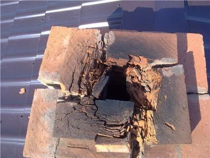 Unburnt brick