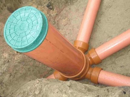 Mazgų kanalizacijos šulinys