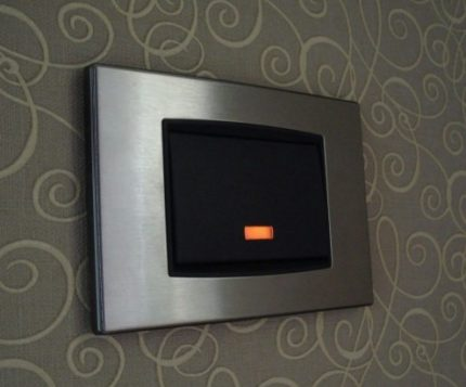 Internal switch