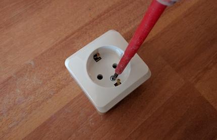 Installation de socket