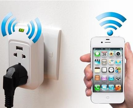 Prise Wi-Fi intelligente