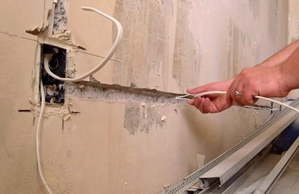 Besoin de remplacer le câblage