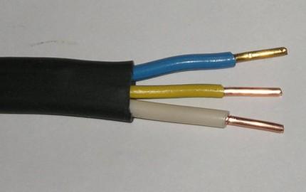 Noyaux de câble à trois conducteurs