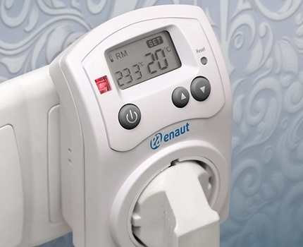 Thermostat enfichable