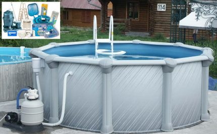 How to easily make a private pool yourself