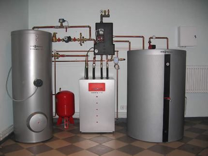 Using gas to heat your home