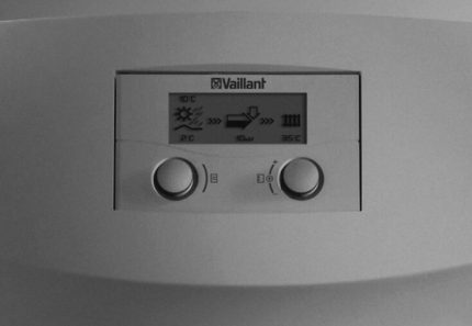 Heat pump control